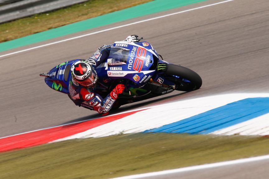 Jorge Lorenzo, Movistar Yamaha MotoGP, Assen FP2