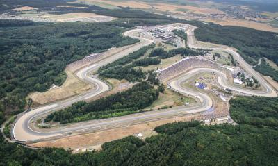 Czech Republic GP confirmed for 2015