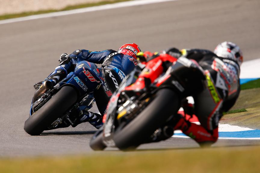 Moto2 Action, FP2 Assen