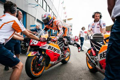 "Pedrosa: ""We have made a good start"""