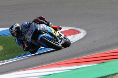 "Redding: ""I'm losing a lot in the first sector"""