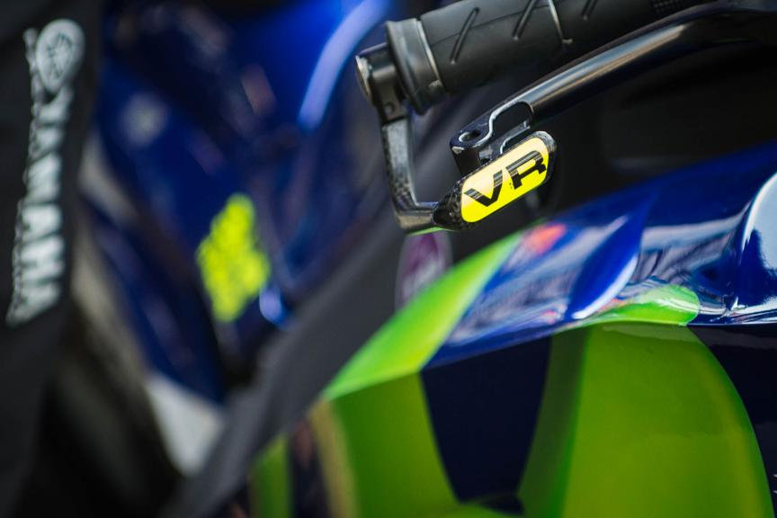 Rossi's YZR1 © 2015 Scott Jones, PHOTO.GP
