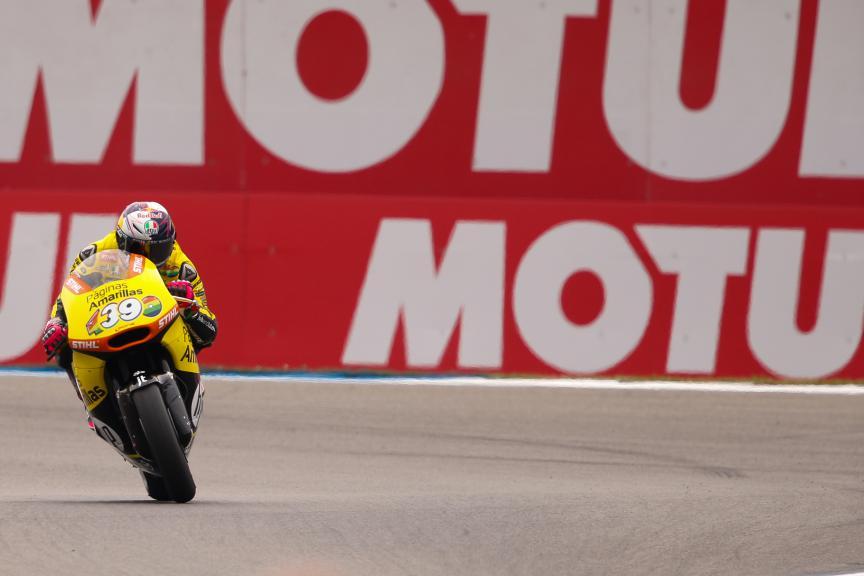 Moto2 Action, Assen QP