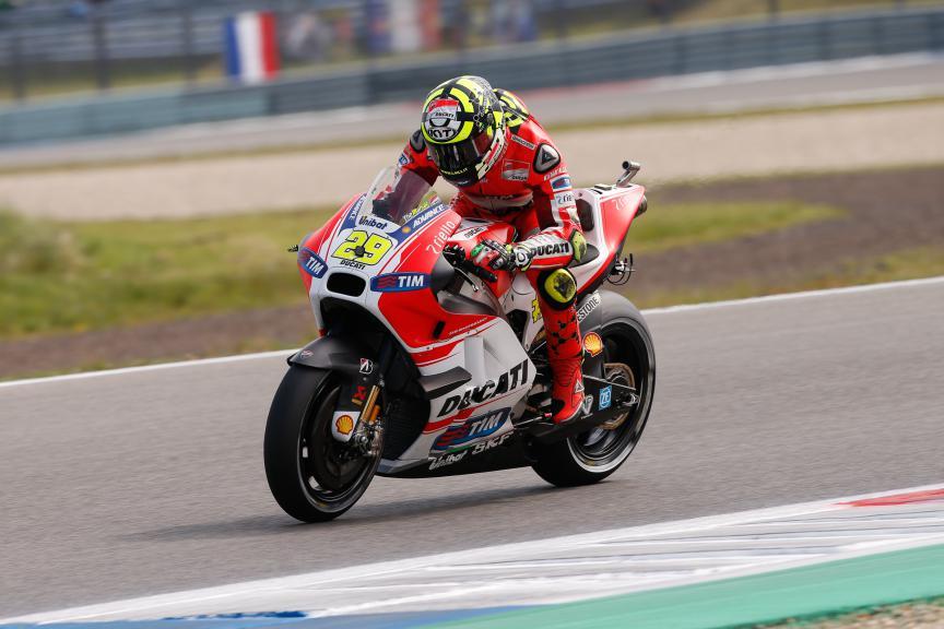 MotoGP Action, Assen Q2