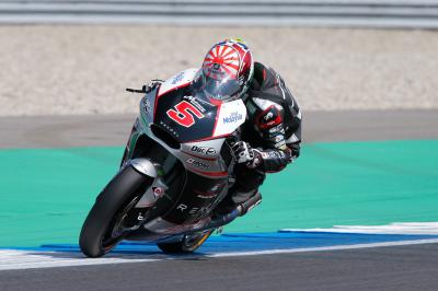 Dominant Zarco claims 3rd pole of the season in Moto2™