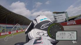 Experience a lap of the TT Circuit Assen with motogp.com's Dylan Gray.