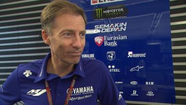Jarvis : 'Très positif pour notre sport'