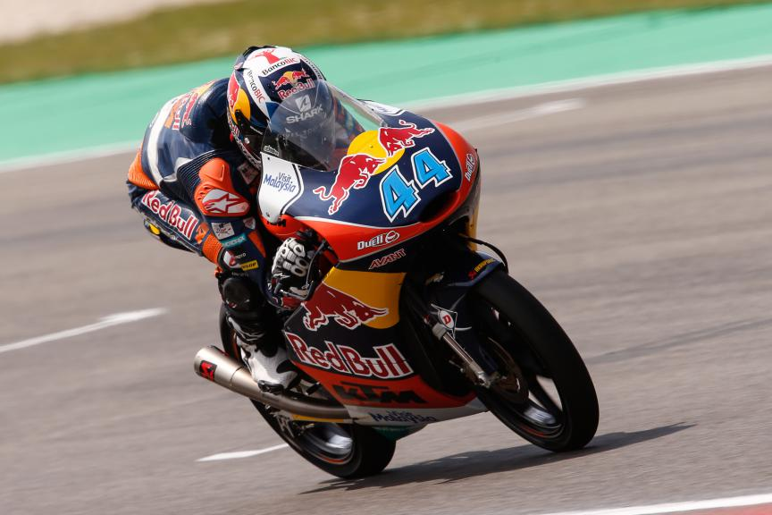 Miguel Oliveira, Red Bull KTM Ajo, Assen QP