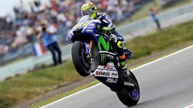 Rossi's doubters eat their words