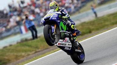 Rossi fait taire ses critiques