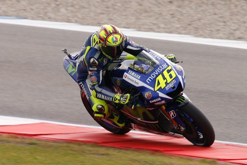 Valentino Rossi, Movistar Yamaha MotoGP, Assen Q2