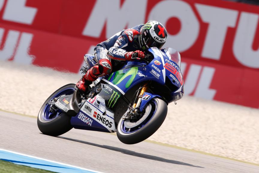Jorge Lorenzo, Movistar Yamaha MotoGP, Assen FP3