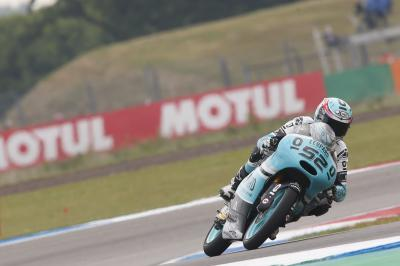 Kent continues dominance in FP3