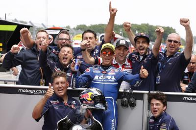 "Bastianini: ""I don't make predictions for the race"""