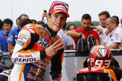 "Marquez: ""We are still missing a tenth"""