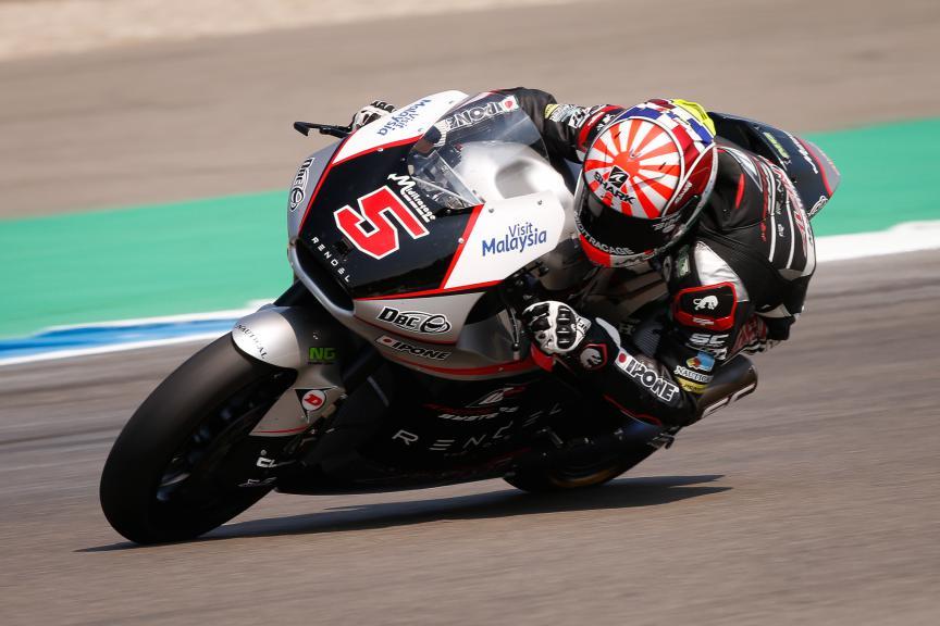 Johann Zarco, Ajo Motorsport, Assen FP3