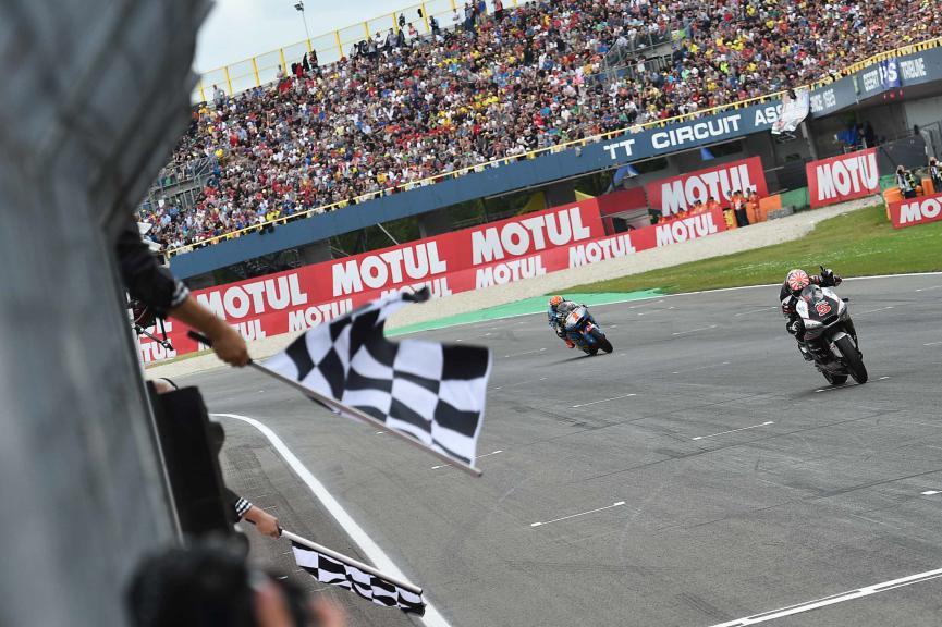 Moto2 Assen Race