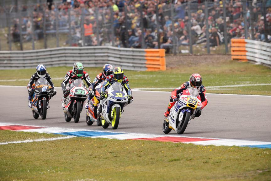Moto3 Assen Race