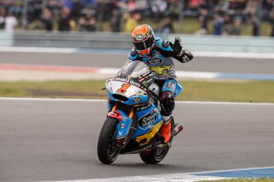 """Rabat: """"I touched with Zarco"""""""