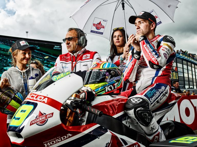 Xavier Simeon, Federal Oil Gresini Moto2, Assen Race © Alexandre Chailan & David Piolé
