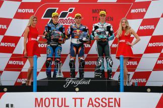 Moto3™: Victoria de Oliveira; Kent sin rivales