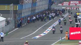 The full Warm Up session for the MotoGP™ World Championship at the Dutch GP.