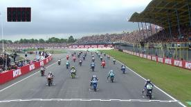 The full race session of the Moto3™ World Championship at the Dutch GP.