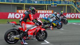 The full race session of the Moto2™ World Championship at the Dutch GP.