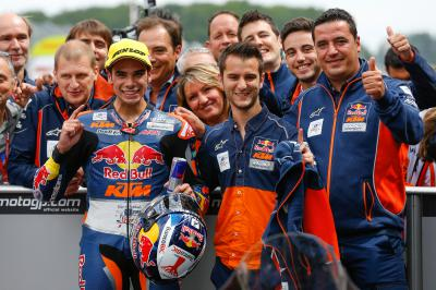 "Oliveira: ""I did not know if I could take the victory"""