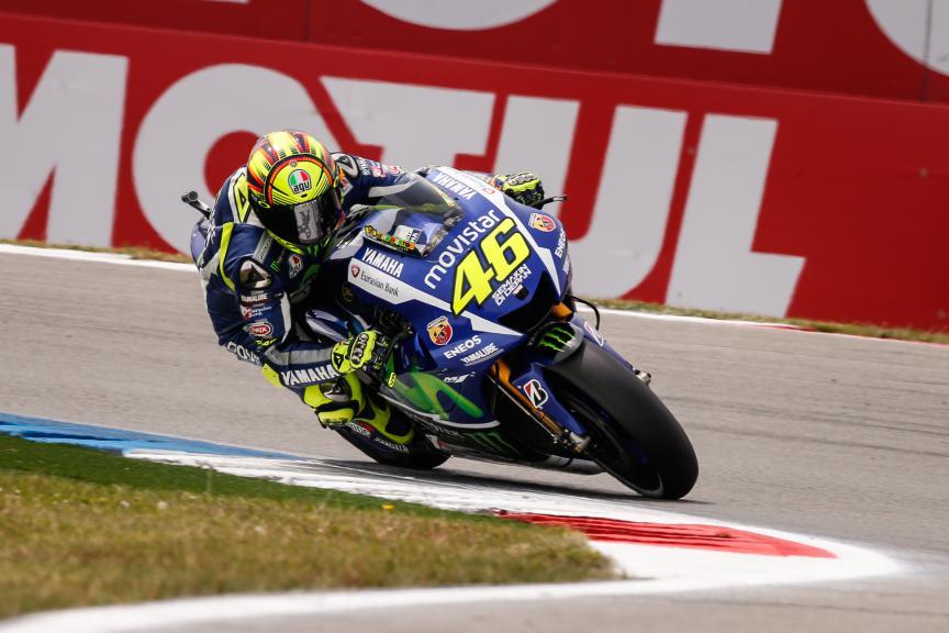 Valentino Rossi, Movistar Yamaha MotoGP, Assen Race