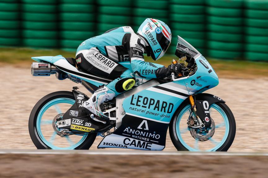 Danny Kent, Leopard Racing, Assen WUP