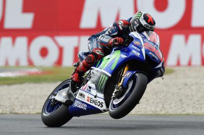 Lorenzo misses out on the party