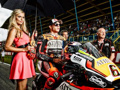 Successful surgery for Bradl in Augsburg