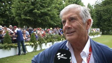 Leyendas de MotoGP opinan sobre #RossiVsMarquez