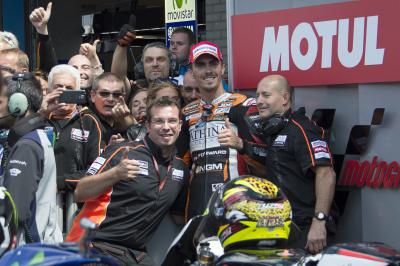 """Baz: """"Only two points separate me from Barbera"""""""
