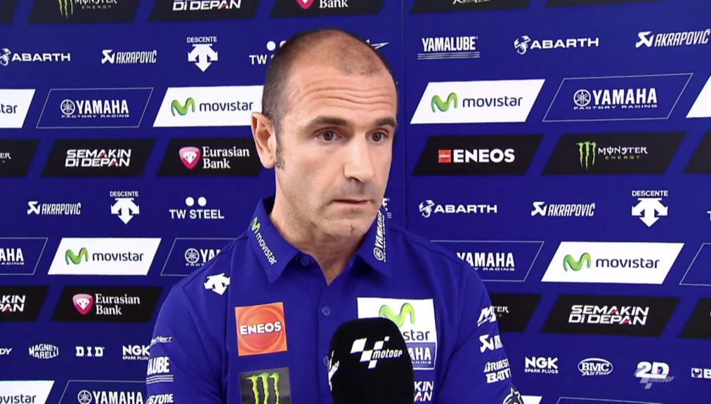 Massimo Meregalli (Movistar Yamaha Team Director)
