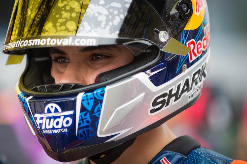 Miguel Oliveira, Red Bull KTM Ajo, Assen Race © 2015 Scott Jones, PHOTO.GP