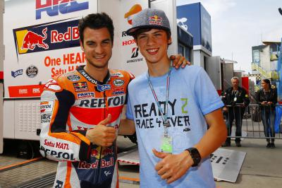 Pedrosa Blog: A week of experiences