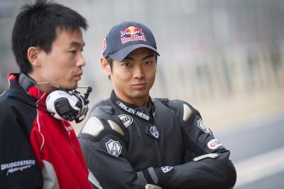 Aoyama to replace Abraham at Sachsenring