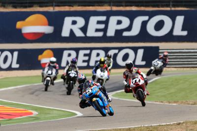 Qualifying sessions in MotorLand