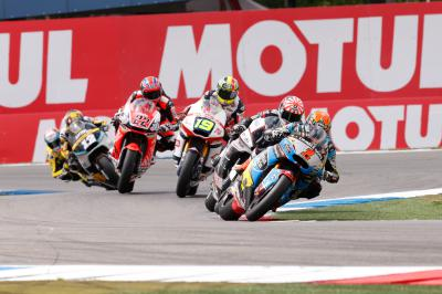 'Feel' makes the difference in Moto2™