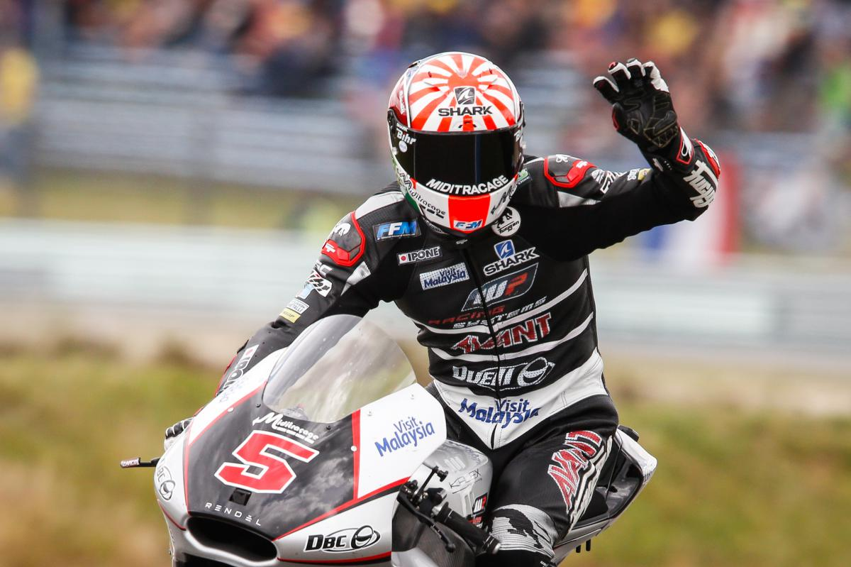 Zarco out to break more records in Sachsenring | MotoGP™