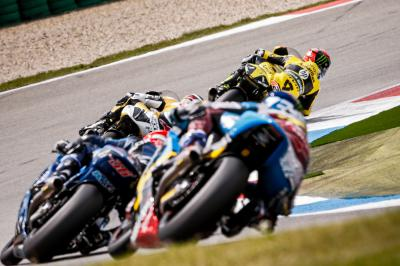 How many different Moto2™ frames have won in Germany?