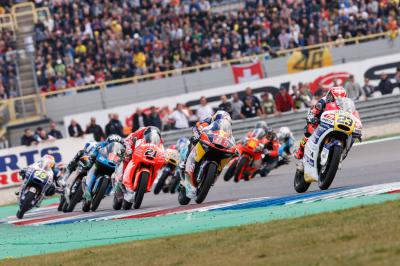 Moto3™ title race gathers momentum in Germany