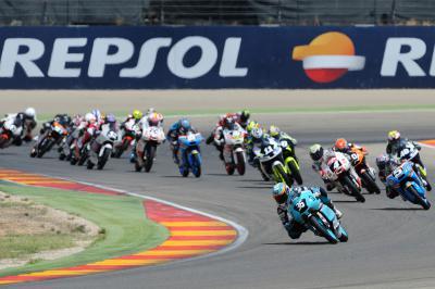 MotorLand, testigo de las victorias de Mir, Pons y Morales