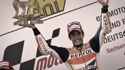 #GermanGP: Can Marquez continue Sachsenring winning streak?