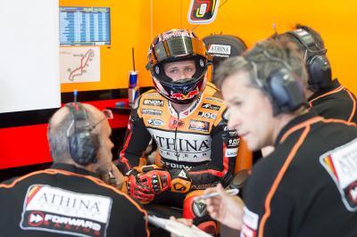 Bradl no correrá el Gran Premio GoPro de Alemania