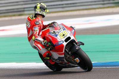 Iannone se veut confiant pour le Sachsenring