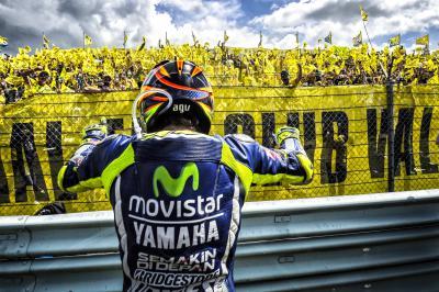 Rossi peilt auch in Deutschland starkes Wochenende an
