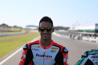 Mercado: 'Mi objetivo es MotoGP'